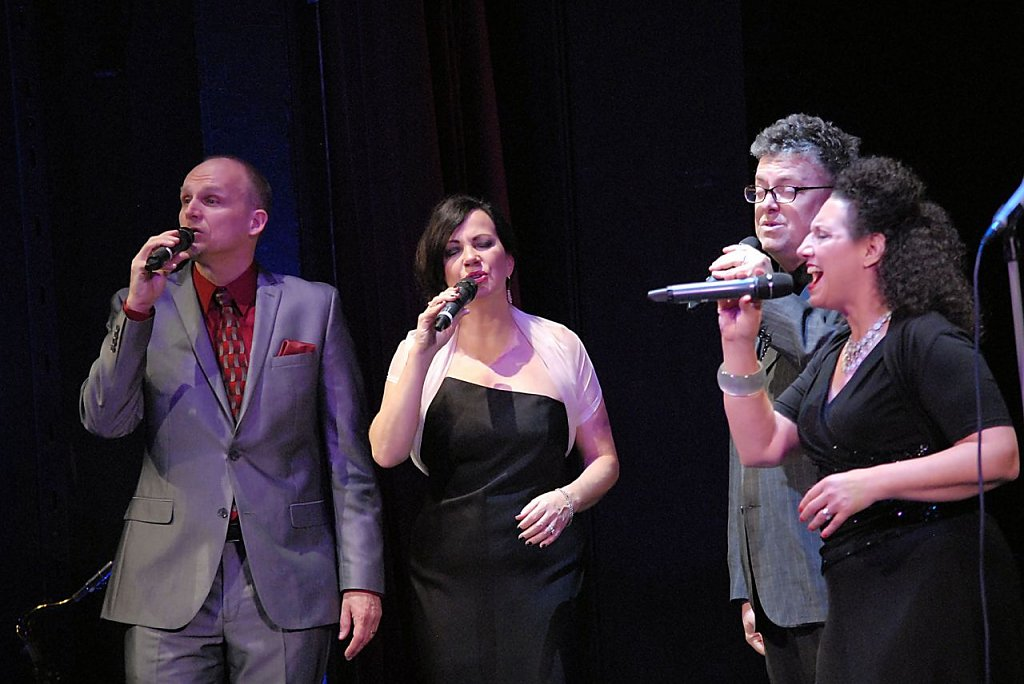 The  New  York  Voices  (USA) (Foto: Jazzclub)