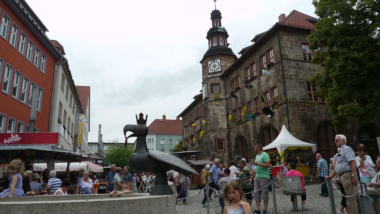 Schlampe Nordhausen