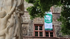 "Nordhausen zeigt Flagge - ""Mayors for Peace"""